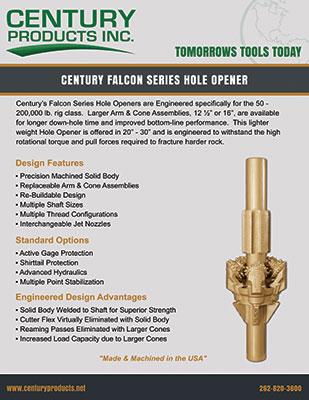 cp falcon brochure